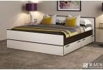 Кровать «Фиеста 19»(с ящиками)