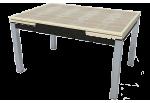 Стол обеденный «Даласи» (Кожа)