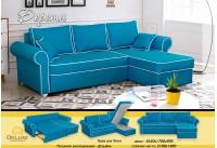 Угловой диван «Дороти»